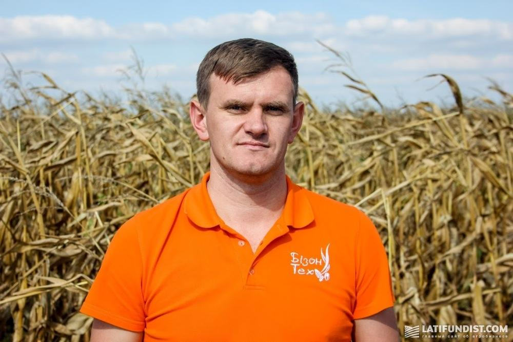 Александр Лирнык, руководитель Винницкого структурного подразделения «Бизон-Тех»