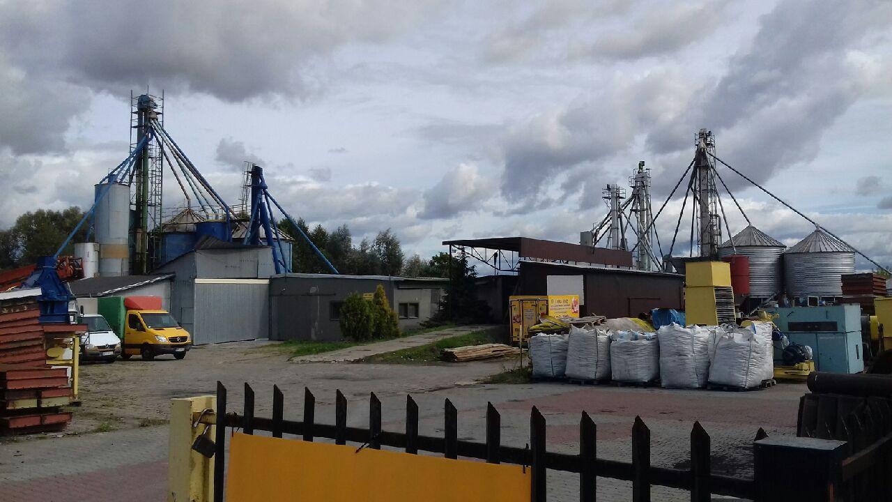 Комбикормовый завод и маслобойня в Польше