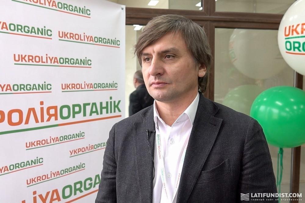 Олег Максак, исполнительный директор компании  «Арника»