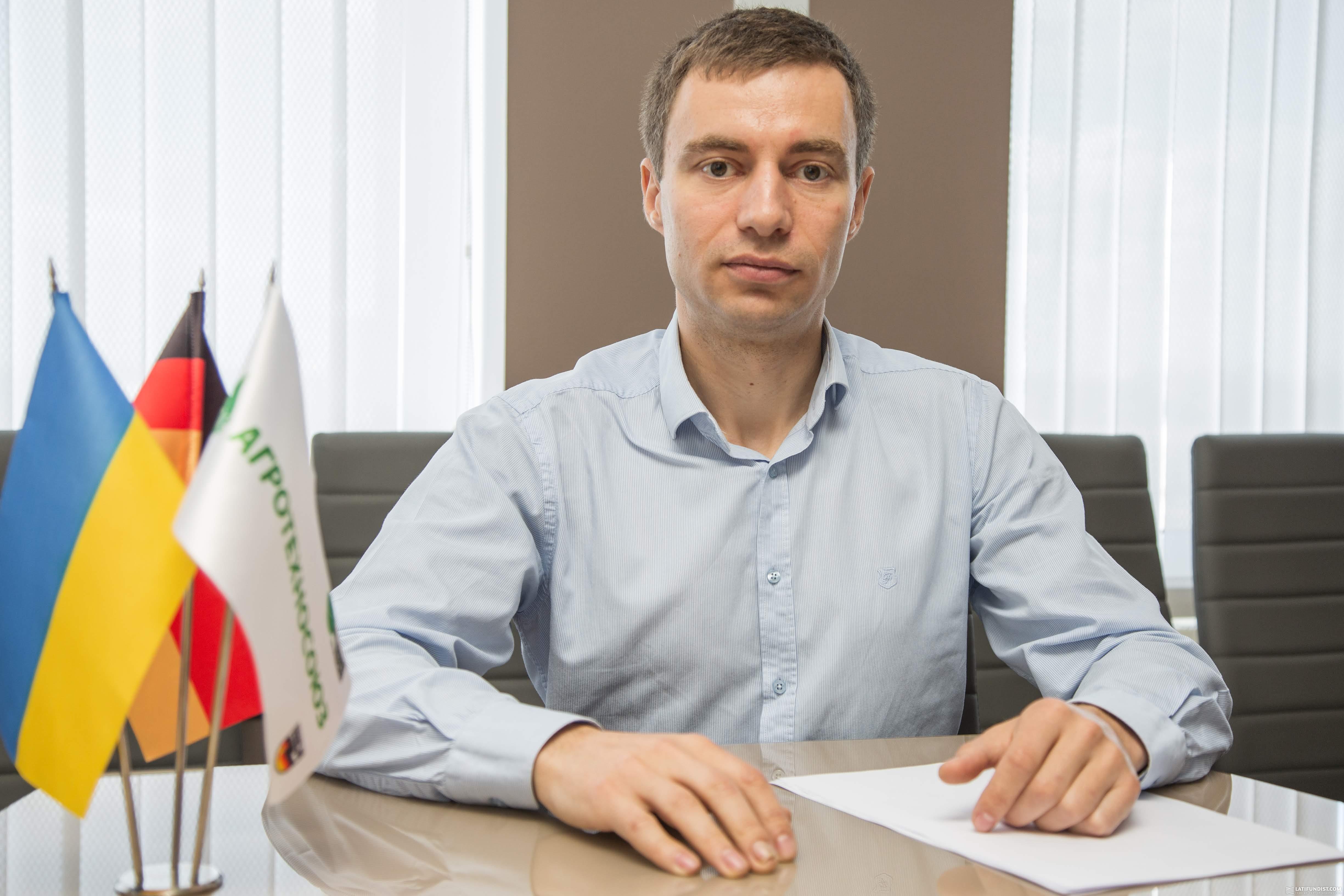 Дмитрий Козаренко, директор по развитию продукта компании «Агротехносоюз»