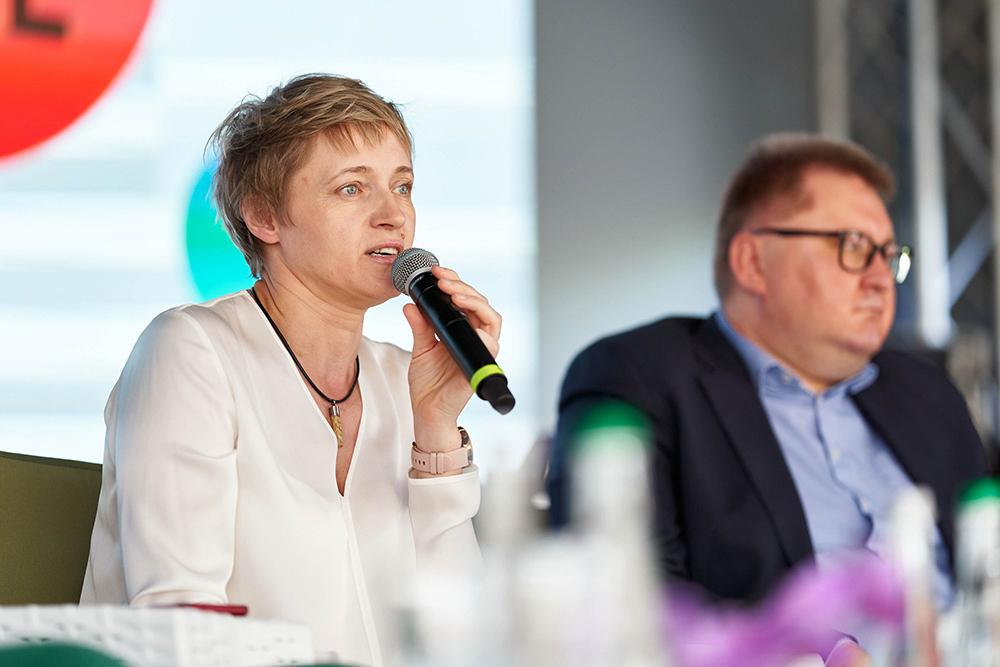 Olga Trofimtseva, Chief business development officer of Epicentr Agro