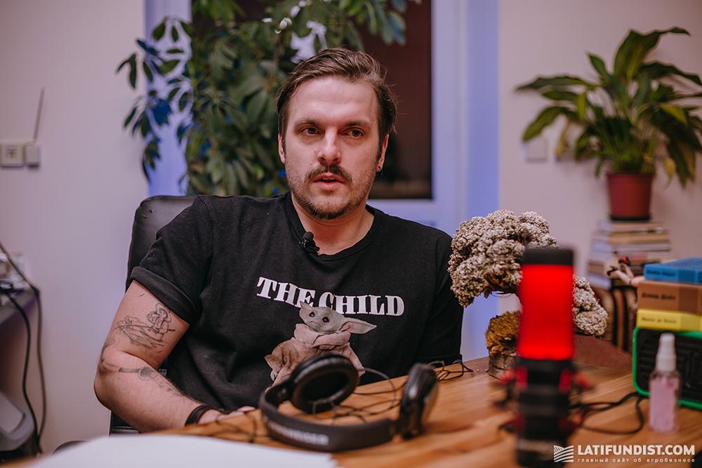 Dmitry Mikhalchuk