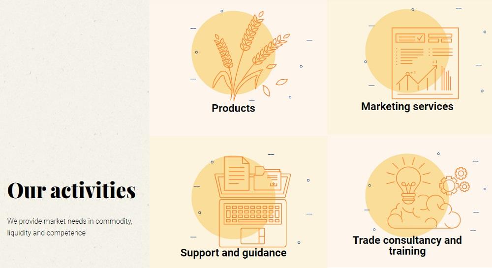 Spike Trade activities