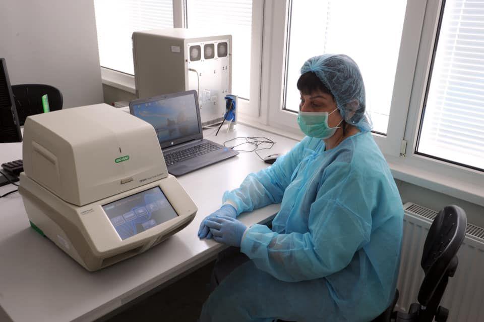 NIBULON laboratory