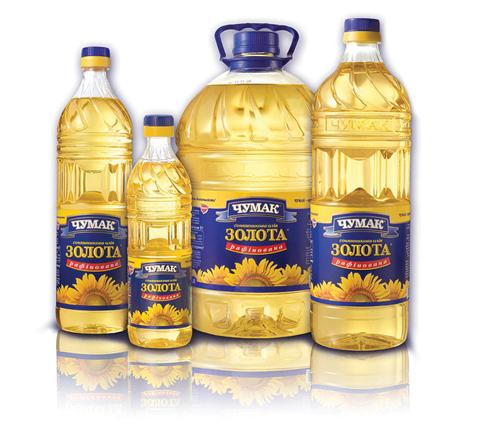 Ассортимент масла Чумак