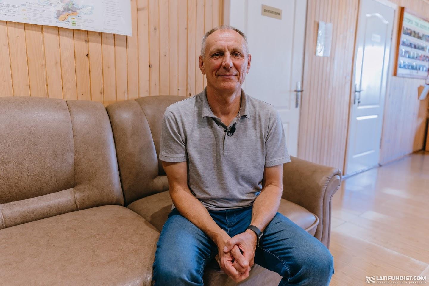 Анатолий Быкин, директор фирмы «Биотех ЛТД»