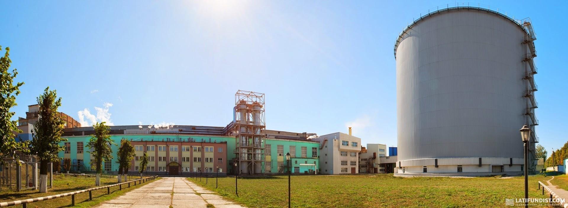 Панорама биоэнергетического комплекса «Астарты