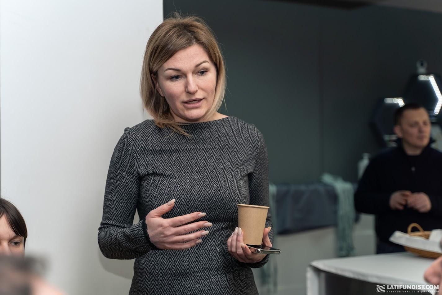 Анна Беликова, руководитель управления продаж направления HoReCa МХП
