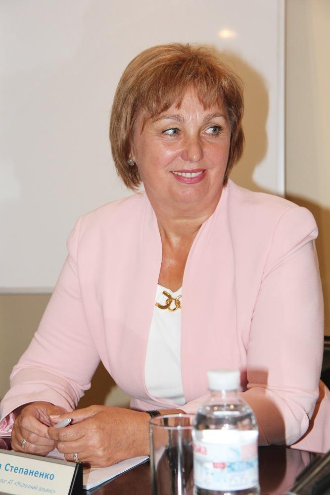 главный технолог «Молочный альянс» Ольга Степаненко