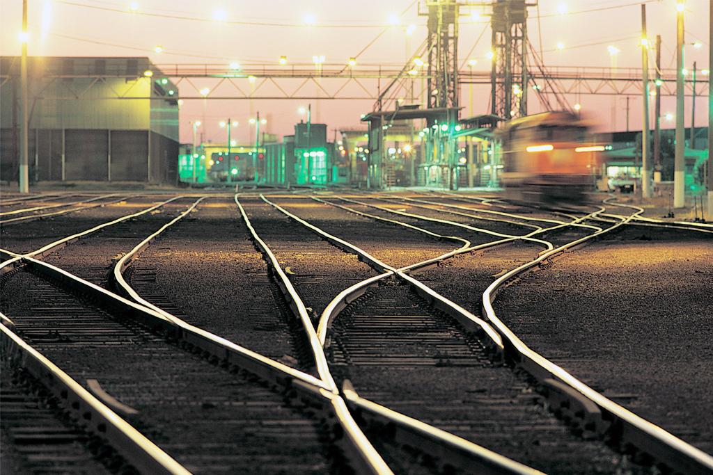 У терминала «М.В. Карго» есть собственные железнодорожные мощности