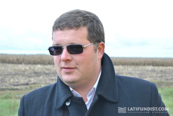 Директор по развитию регионального бизнеса компании «Юпитер 9» Михаил Алексеевич Дмитраков