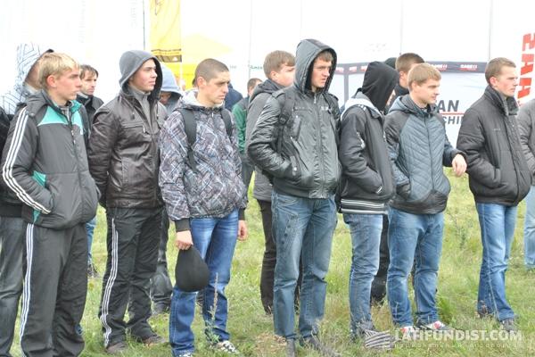 Студенты Глуховского института Сумского НАУ