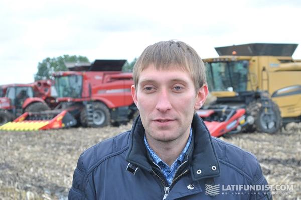 Дмитрий Купавцев, коммерческий директор группы «РОСТОК-ХОЛДИНГ»