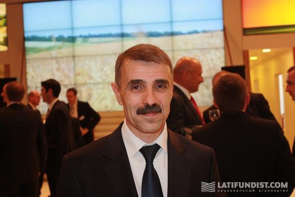заместитель генерального директора «Мрия Агрохолдинг», Павел Ратушный