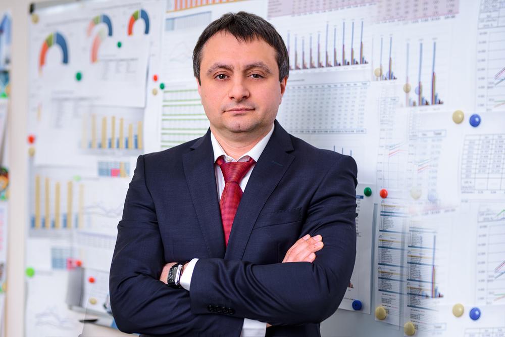 Руслан Загребельный, директор B2B продаж «Дельта Вилмар СНГ»