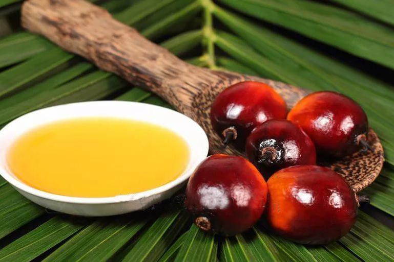 Пальмовое масло используется очень широко