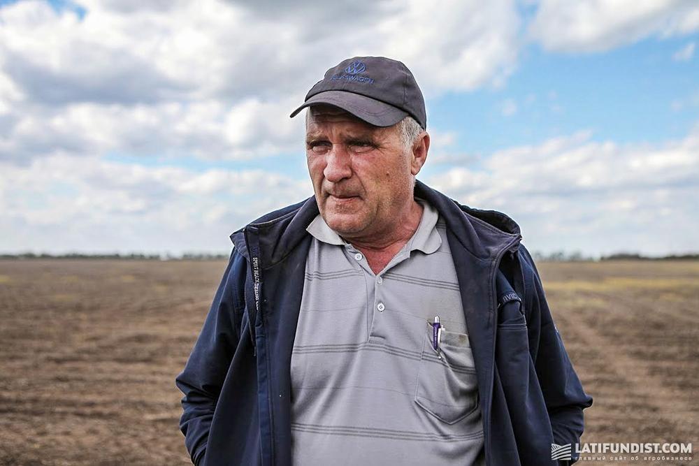 Артур Попович, руководитель ФХ «Енисей»