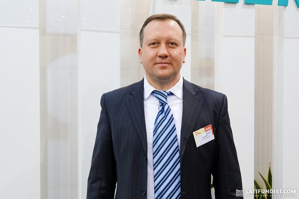 Андрей Шаран, руководитель мукомольного и крупяного направления компании «Бюлер» в Украине