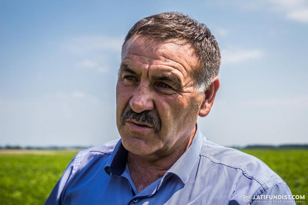 Филимон Антонюк, главный агроном «Сварог Вест Груп»