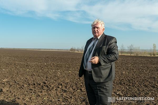 Николай Чепижак, директор департамента растениеводства Genero Group