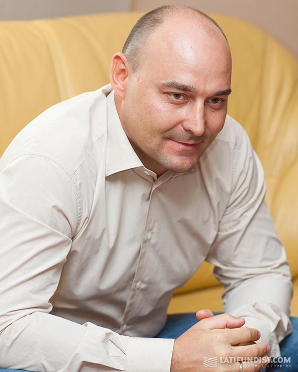 Сергей Дьяченко, учредитель Genero Group
