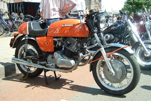 Laverda 750 SF (1972)