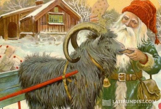 А говорили, у козла на конюшне служба легкая...