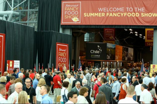 62-я летняя сессия продуктовой выставки SFA Fancy Food Show Summer 2016
