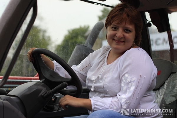 Корреспондент Latifundist.com Ирина Глотова