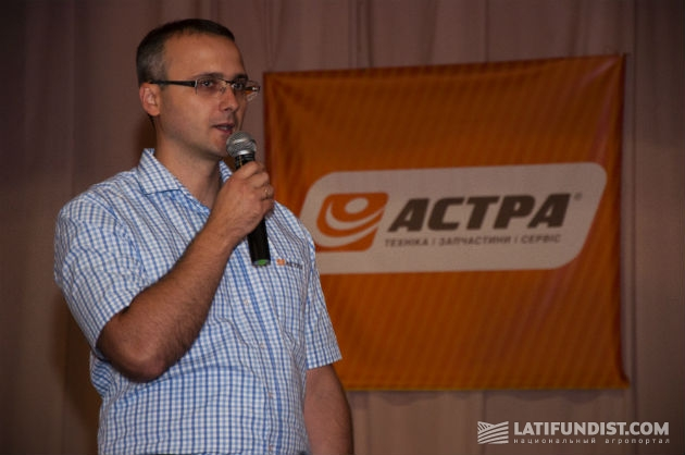 Игорь Губарев, генеральный директор АСА « «АСТРА»