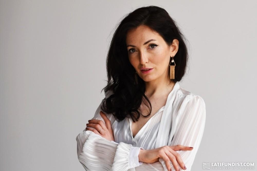 Алена Хижняк, руководитель отдела персонала «A.G.R. Group»