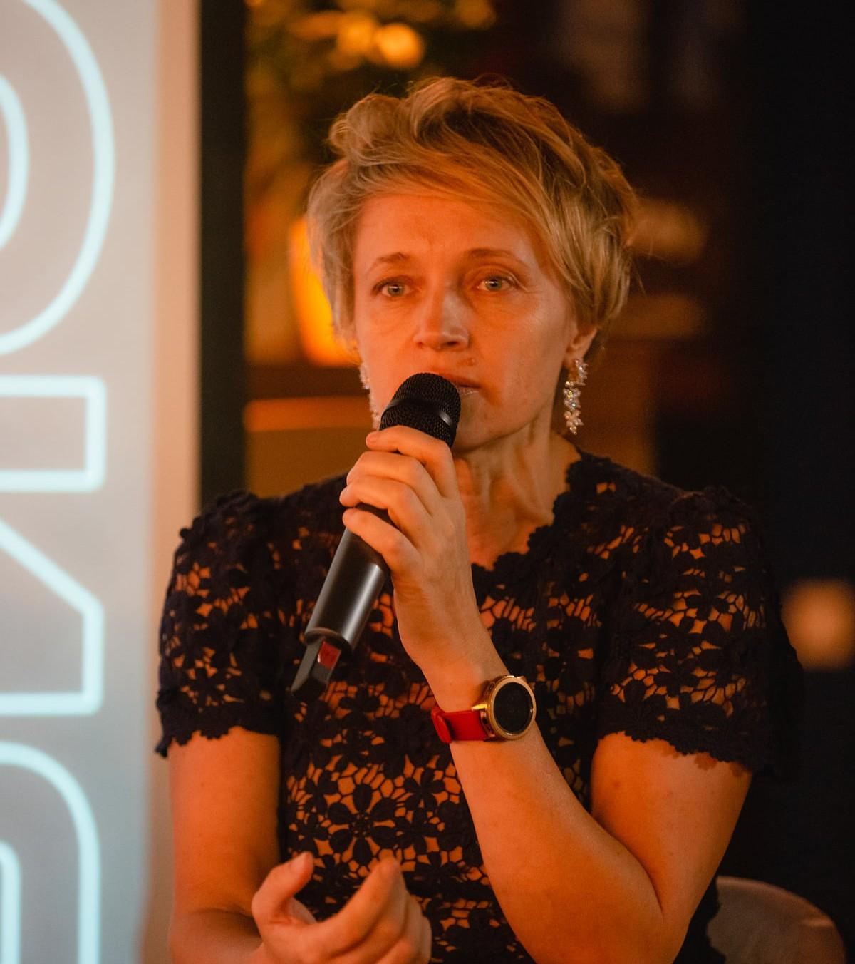 Ольга Трофимцева, глава правления Ассамблеи Аграрных Палат Украины