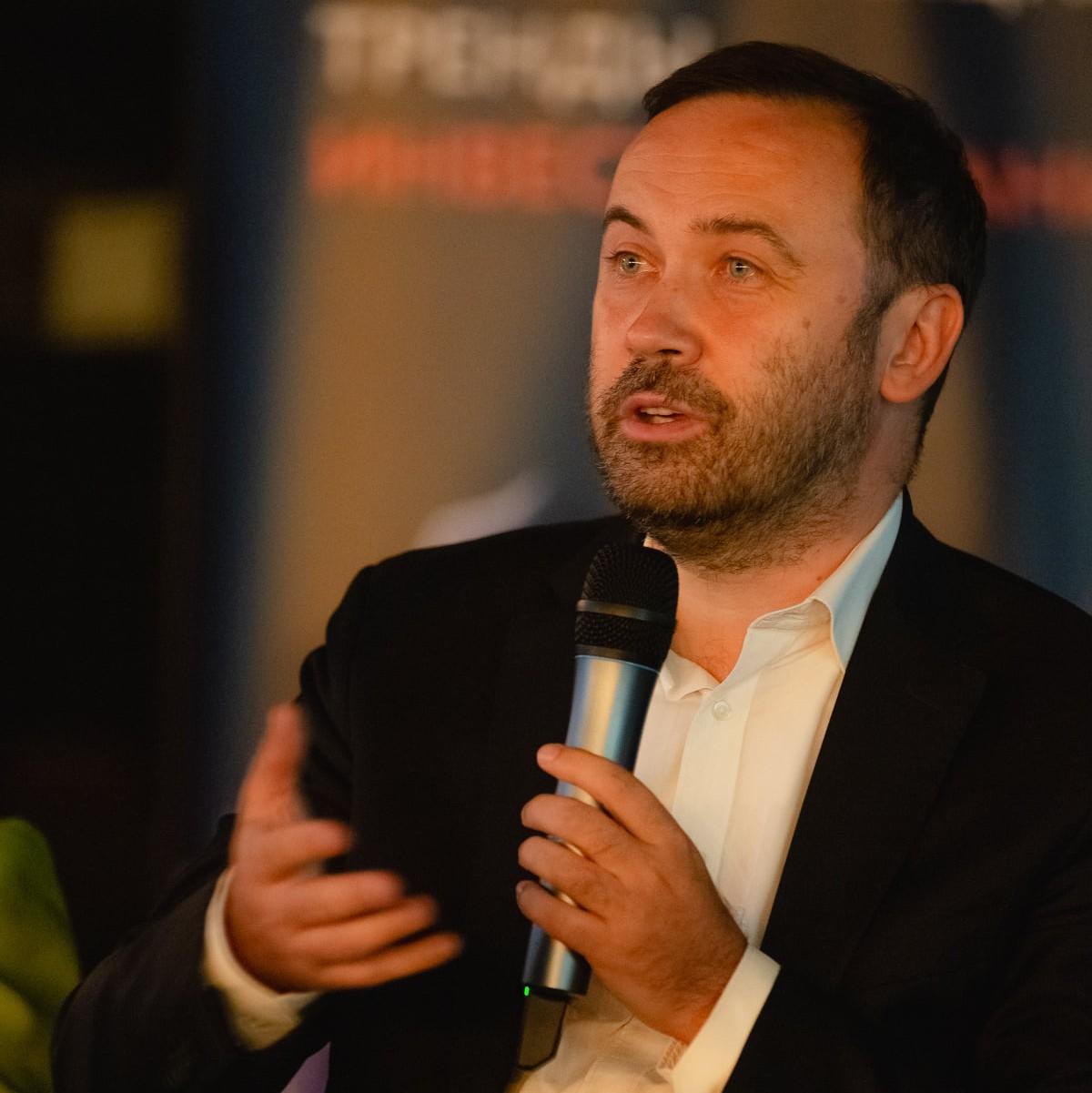 Илья Пономарев, СЕО и акционер Trident Acquisitions