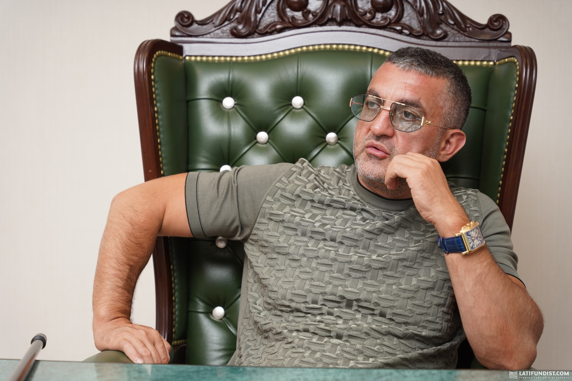 Рафаэль Гороян, председатель наблюдательного совета ГК «Прометей»
