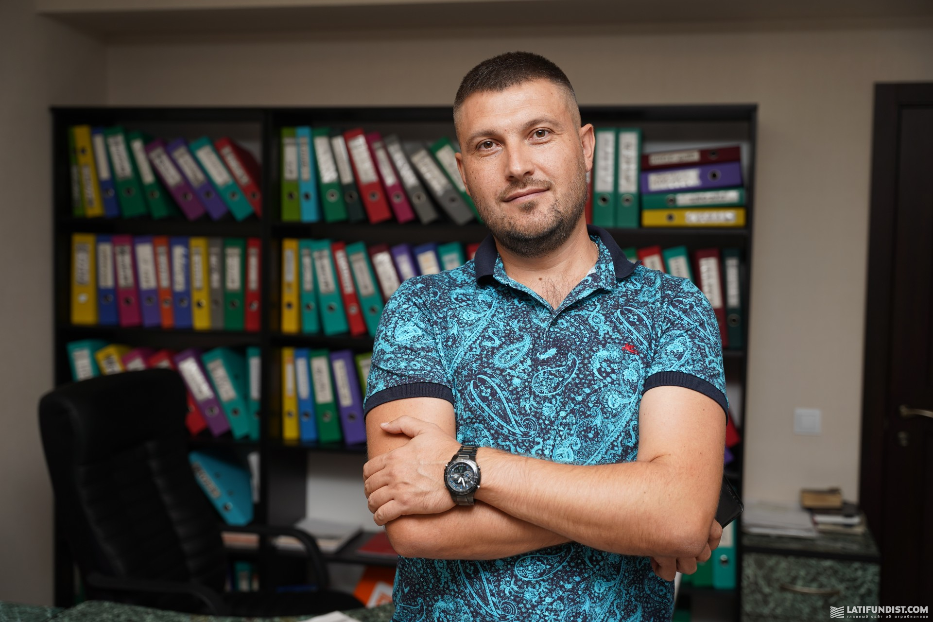 Дмитрий Хробатенко, руководитель проекта «Прометей Маркет»