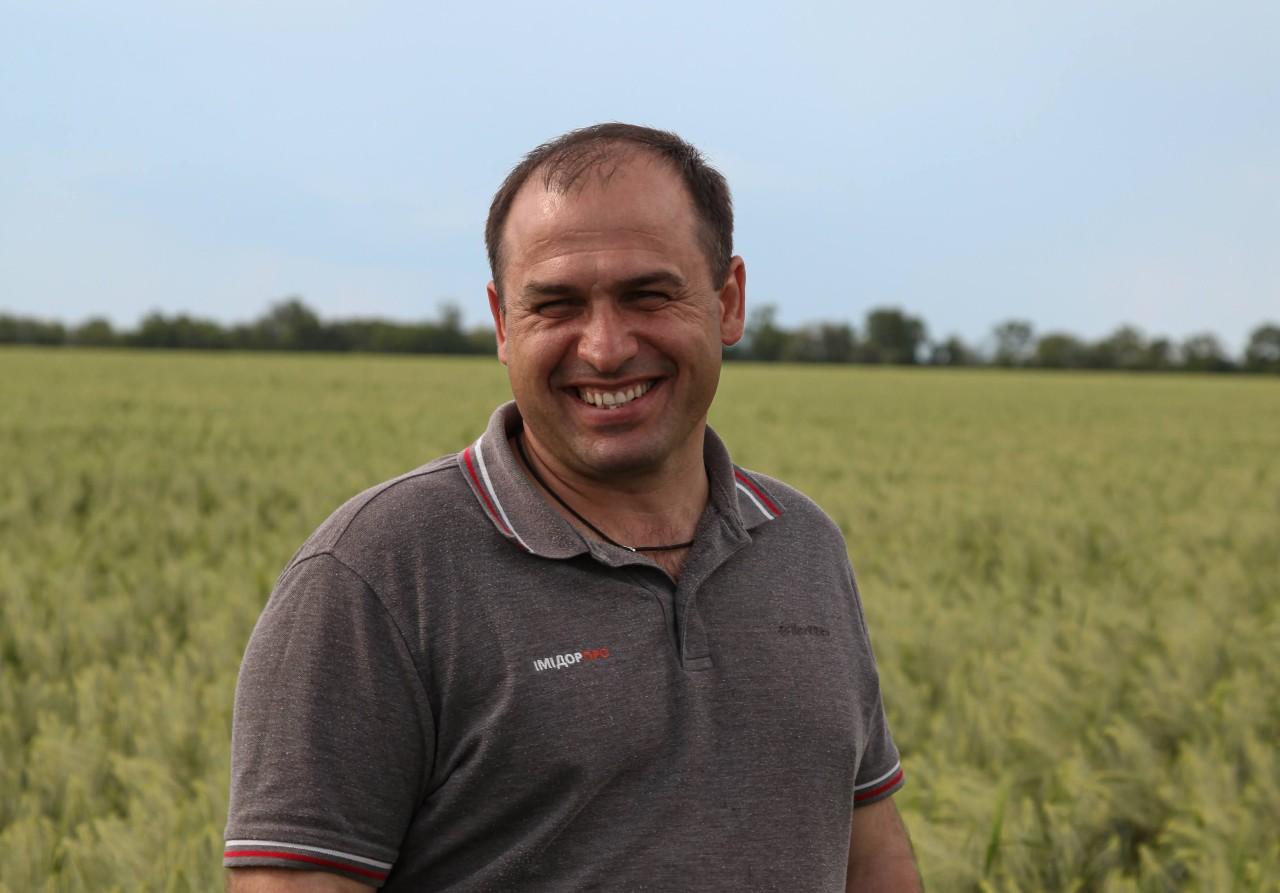 Олександр Гратій, регіональний представник компанії CHEMISCHE GUTER в Одеській області