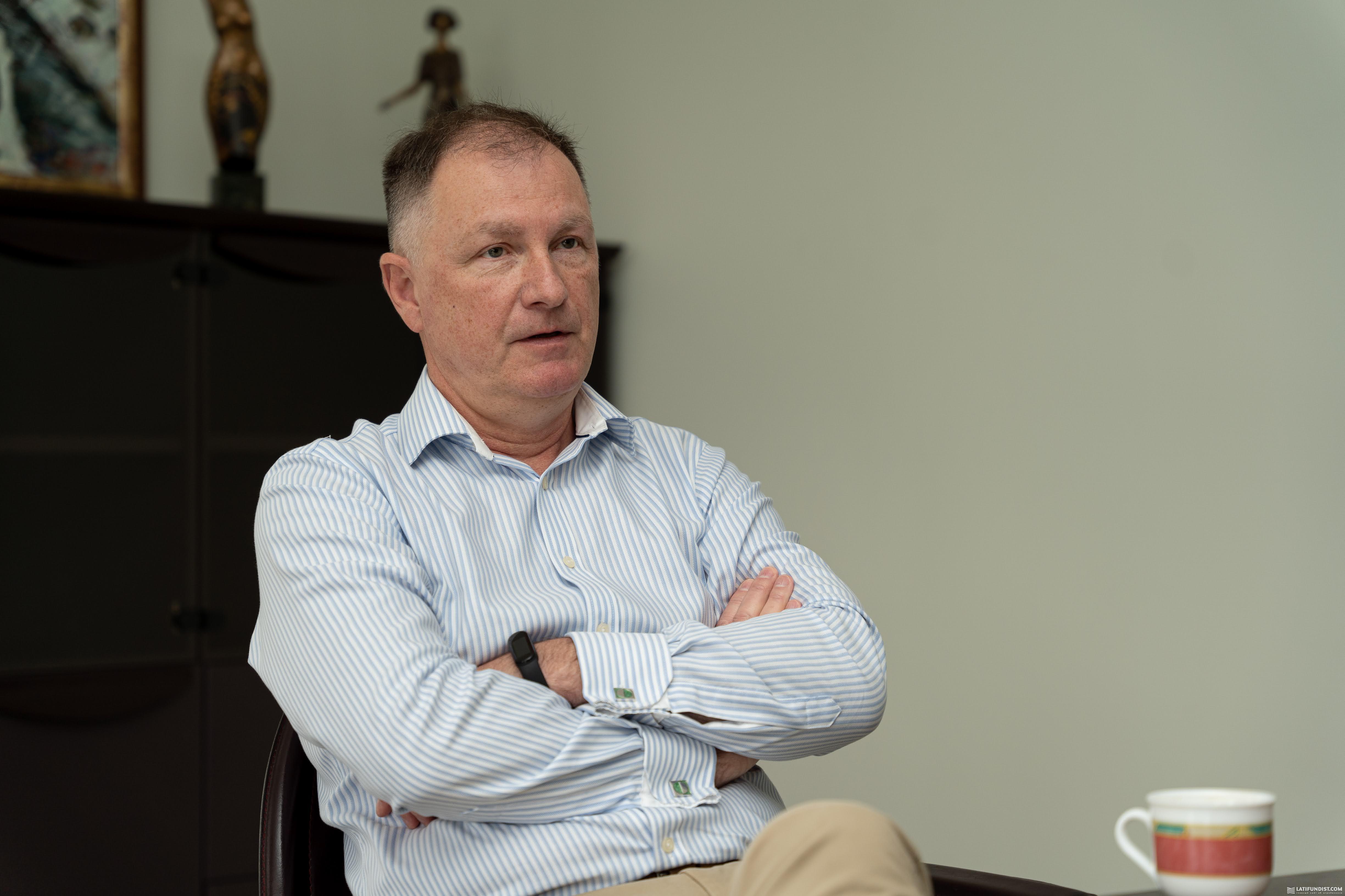 Сергій Лаукарт, власник «Діалог» і «Престиж»
