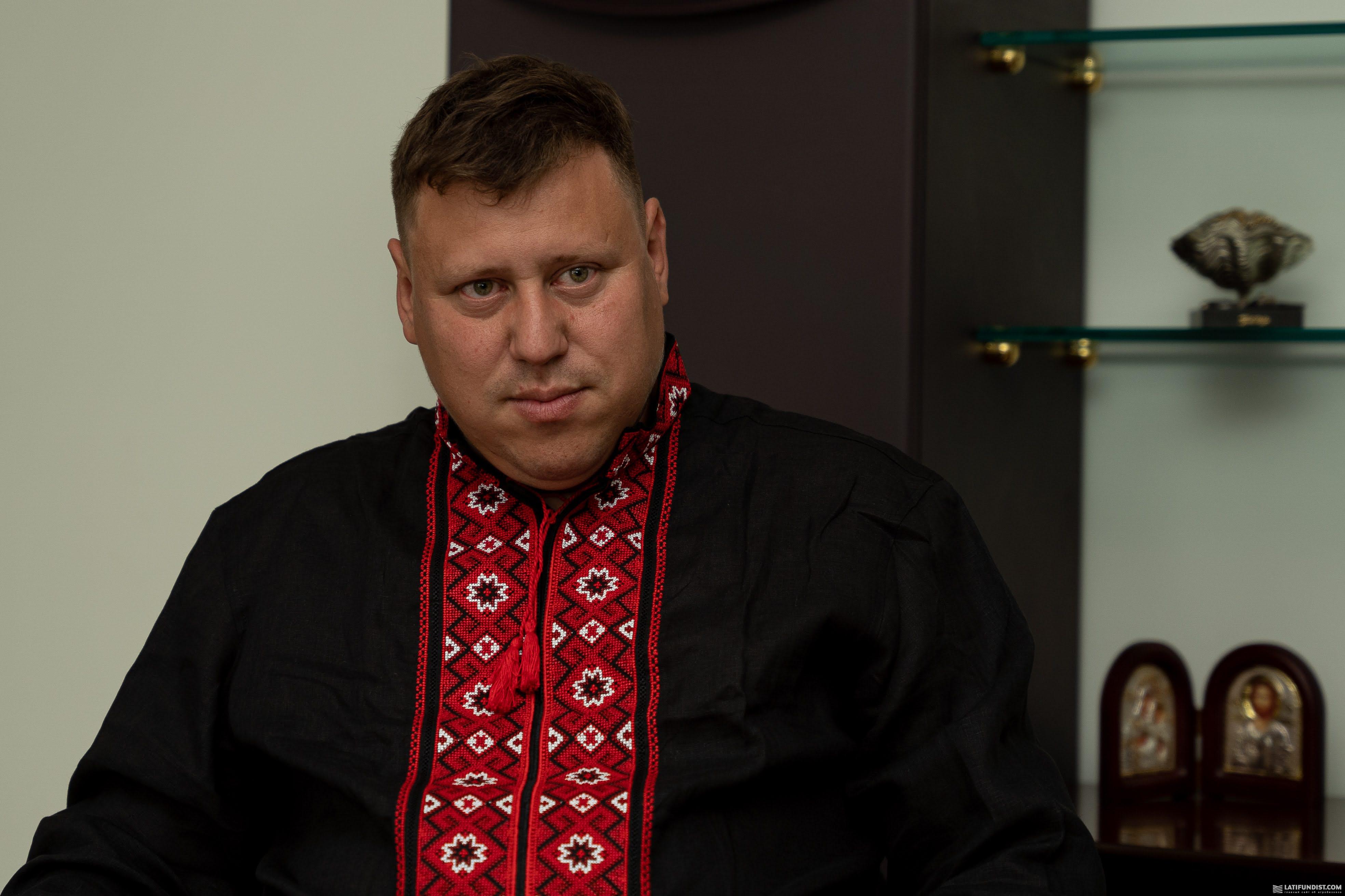 Михайло Віроцький, регіональний представник CHEMISCHE GUTER
