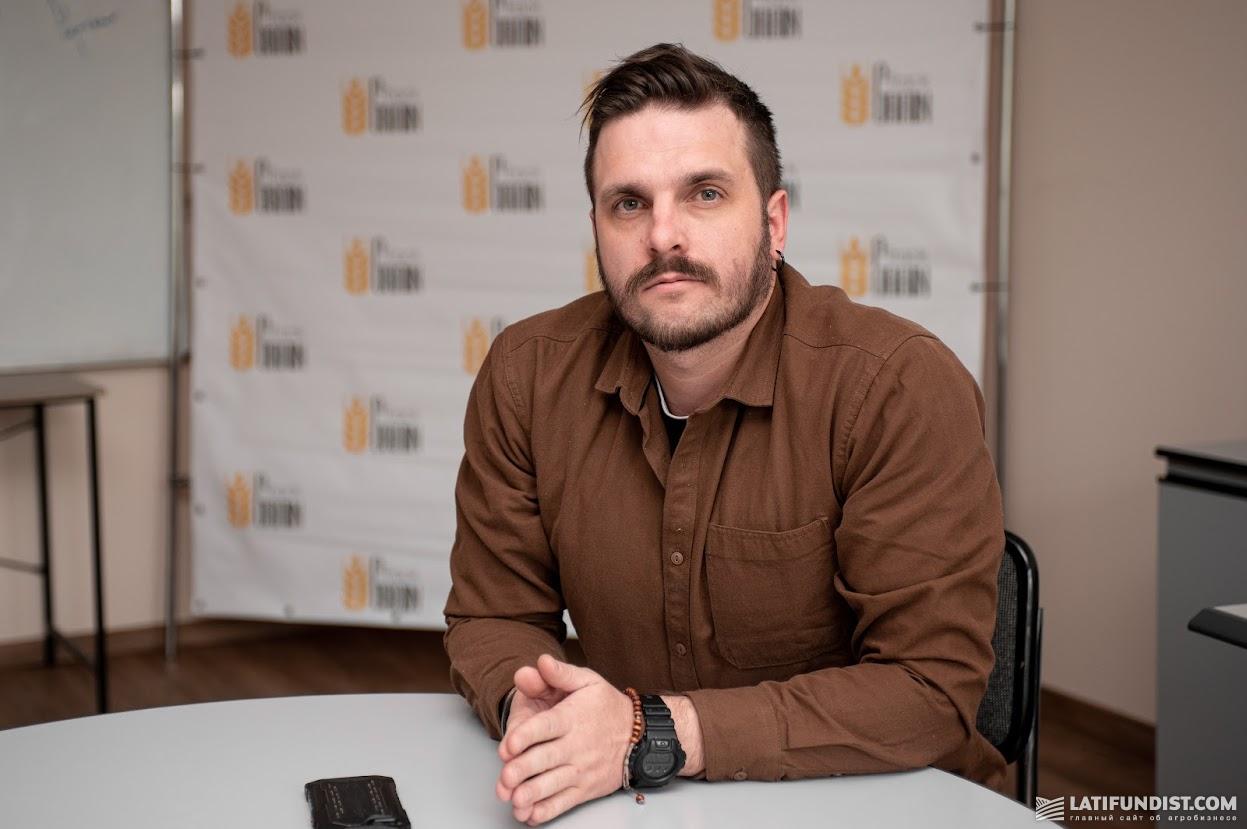 Дмитрий Михальчук, основатель и SEO-оптимизатор GrainTrack