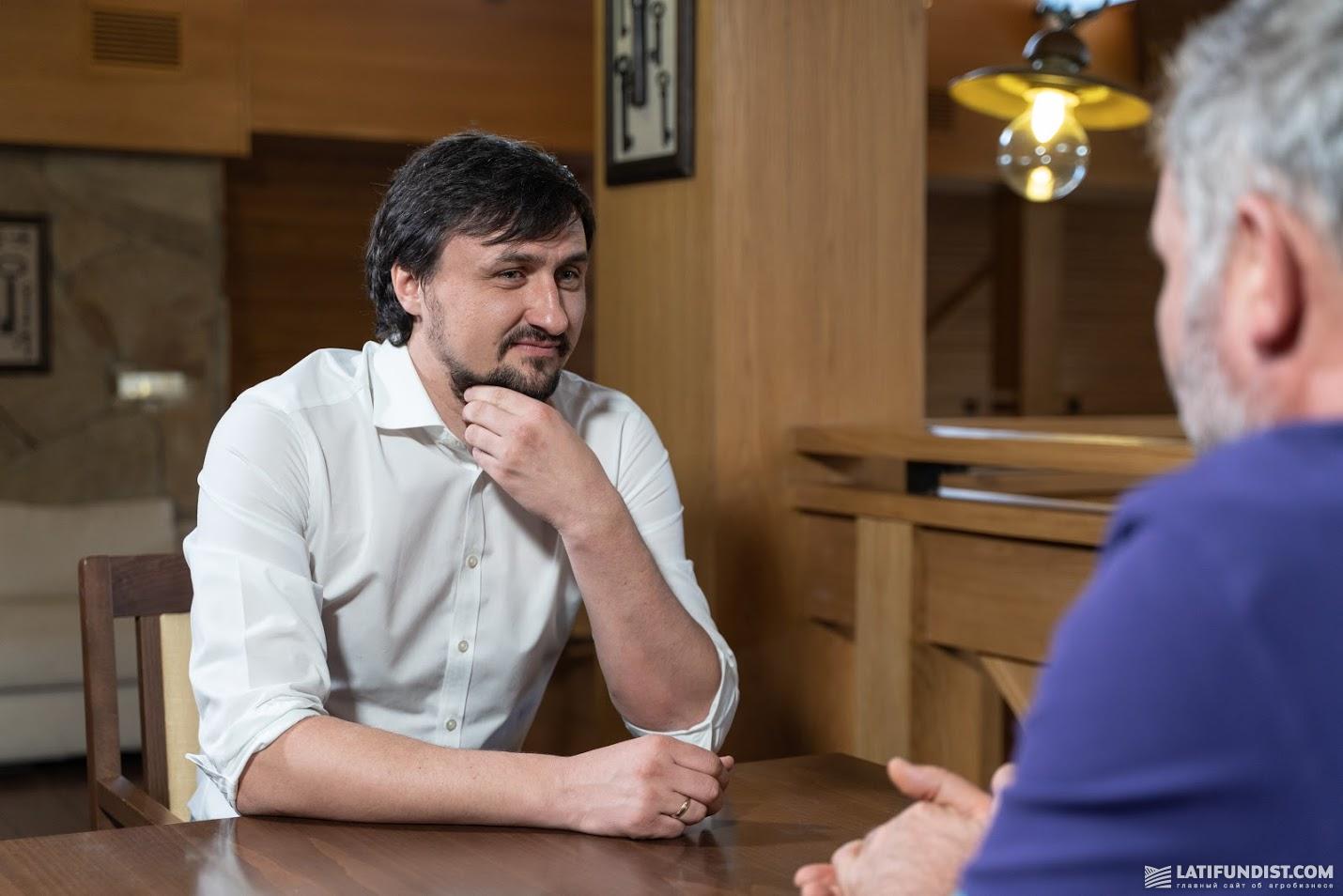 Александр Камышин, издатель Latifundist Media