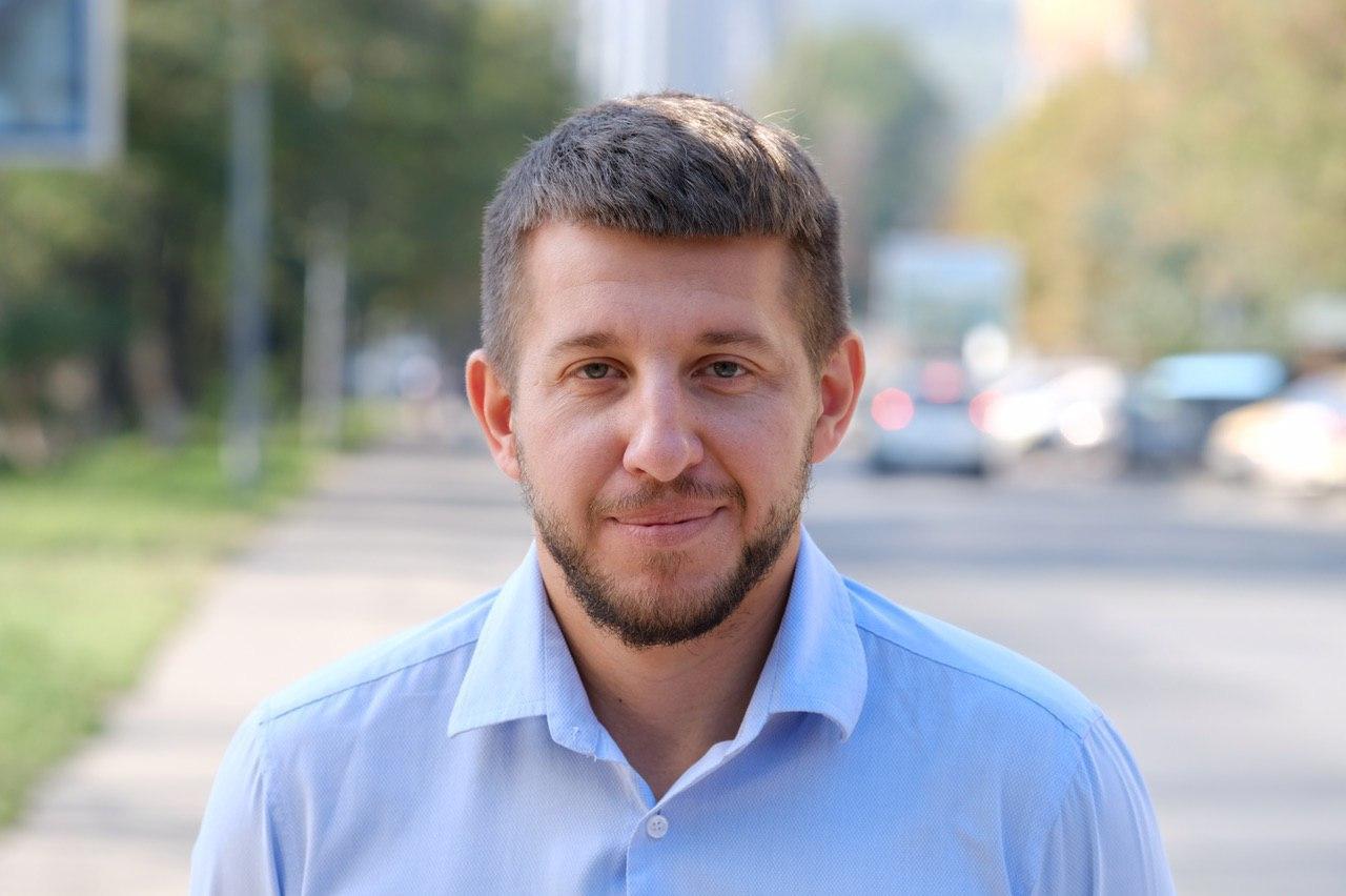Андрей Ефимов, соучредитель и директор сюрвейерской компании Блэк Си Сюрвей