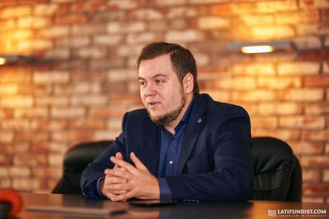 Максим Елисеев, основатель и генеральный директор AgroOnline