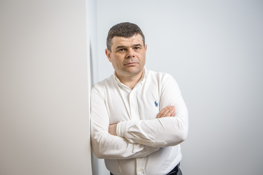 Володимир Нагорний, керівник відділу земельних та майнових відносин МХП