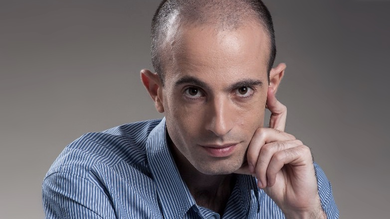 Юваль Харари, профессор исторического факультета Еврейского университета в Иерусалиме