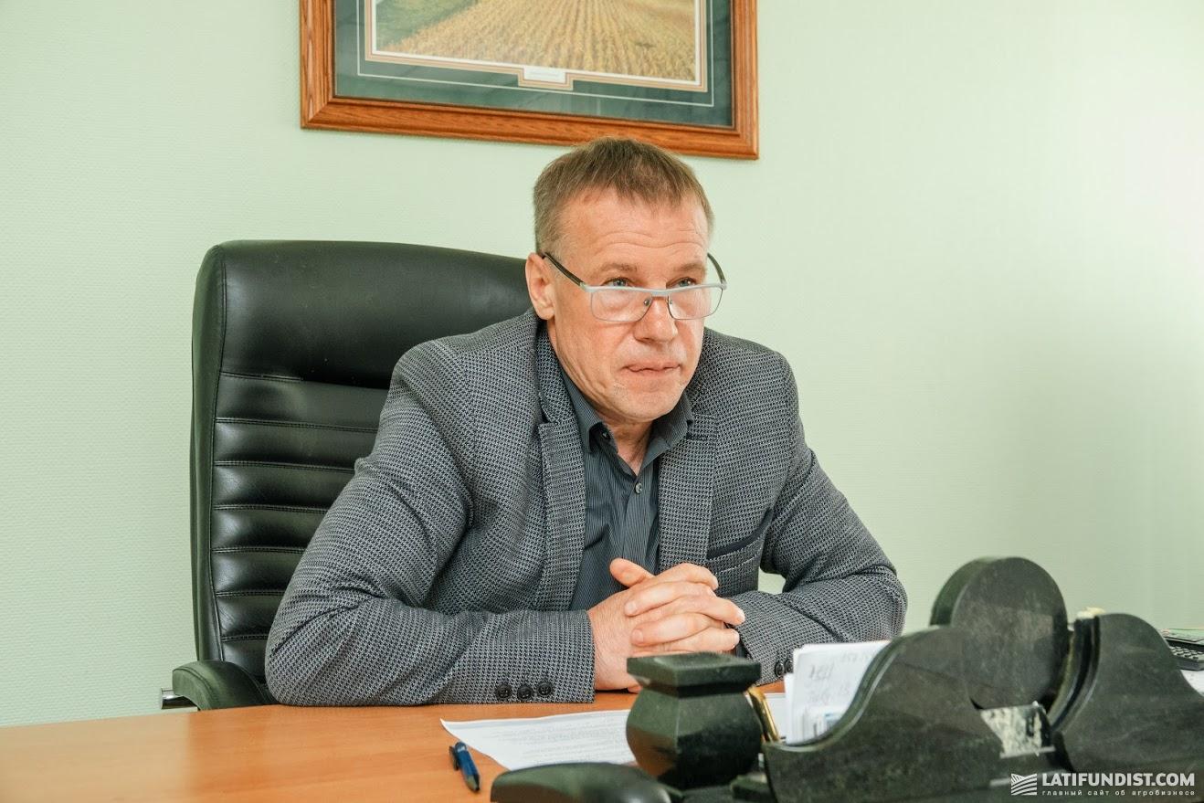 Виктор Карпусь, генеральный директор и совладелец Группы компаний Деметра