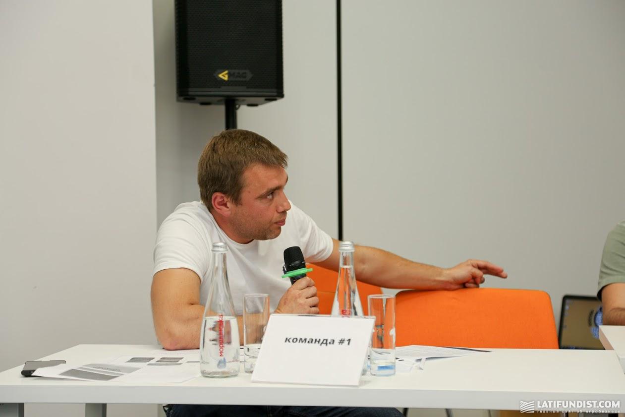 Роман Гальченко, соучредитель «СЕРВИСАГРО-ПОЛТАВА-ПЛЮС»
