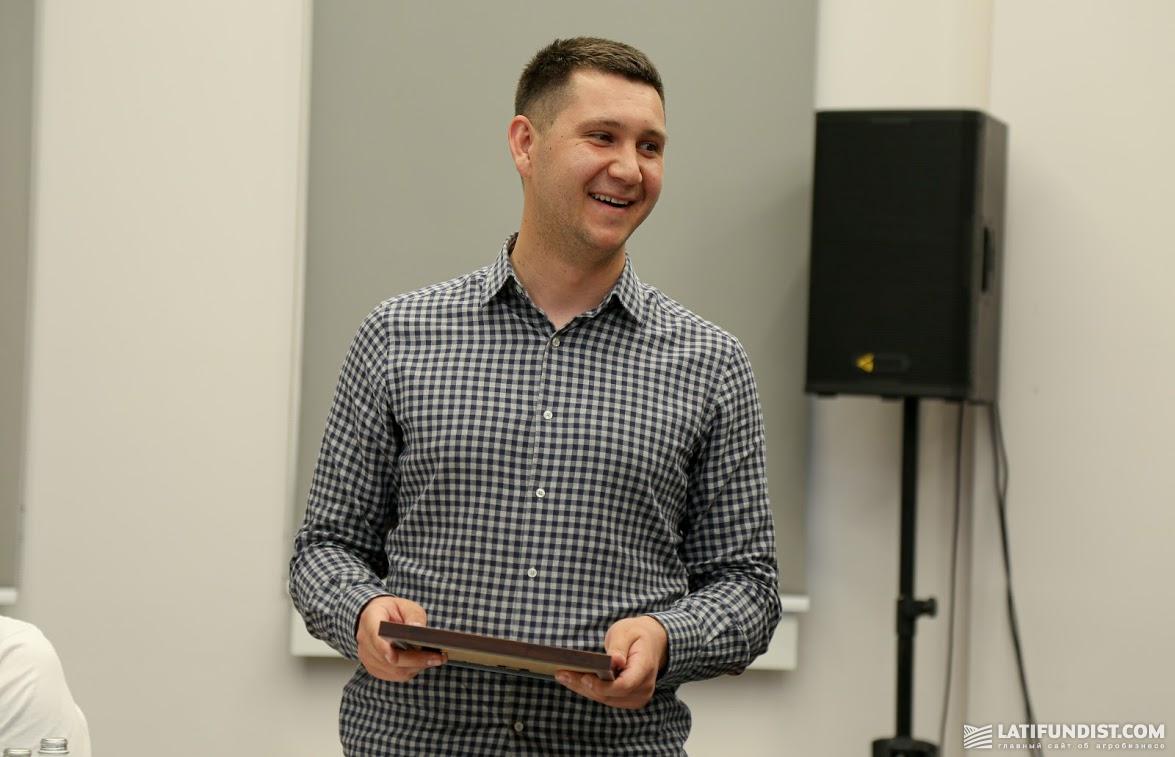 Богдан Балагура, глава Тетиевской ОТГ