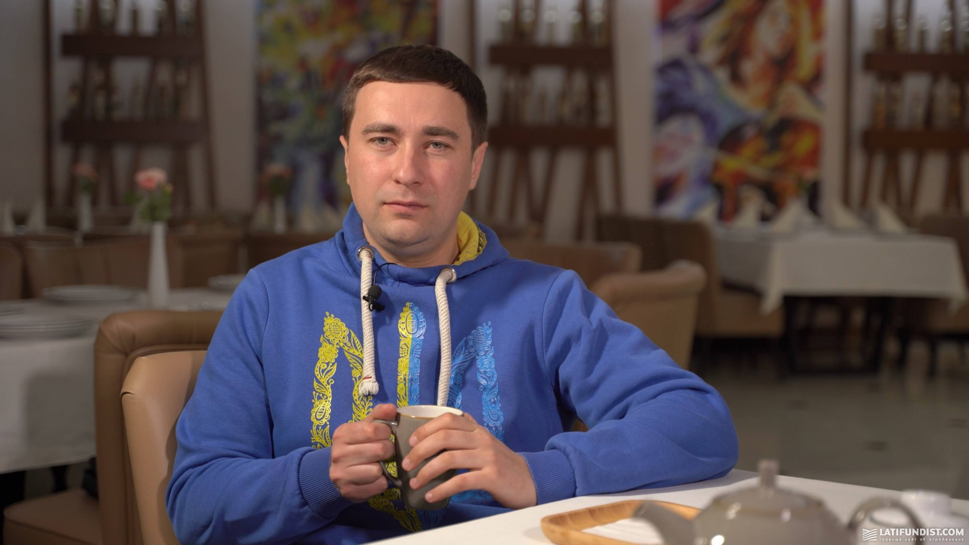 Роман Лещенко, министр аграрной политики и продовольствия Украины