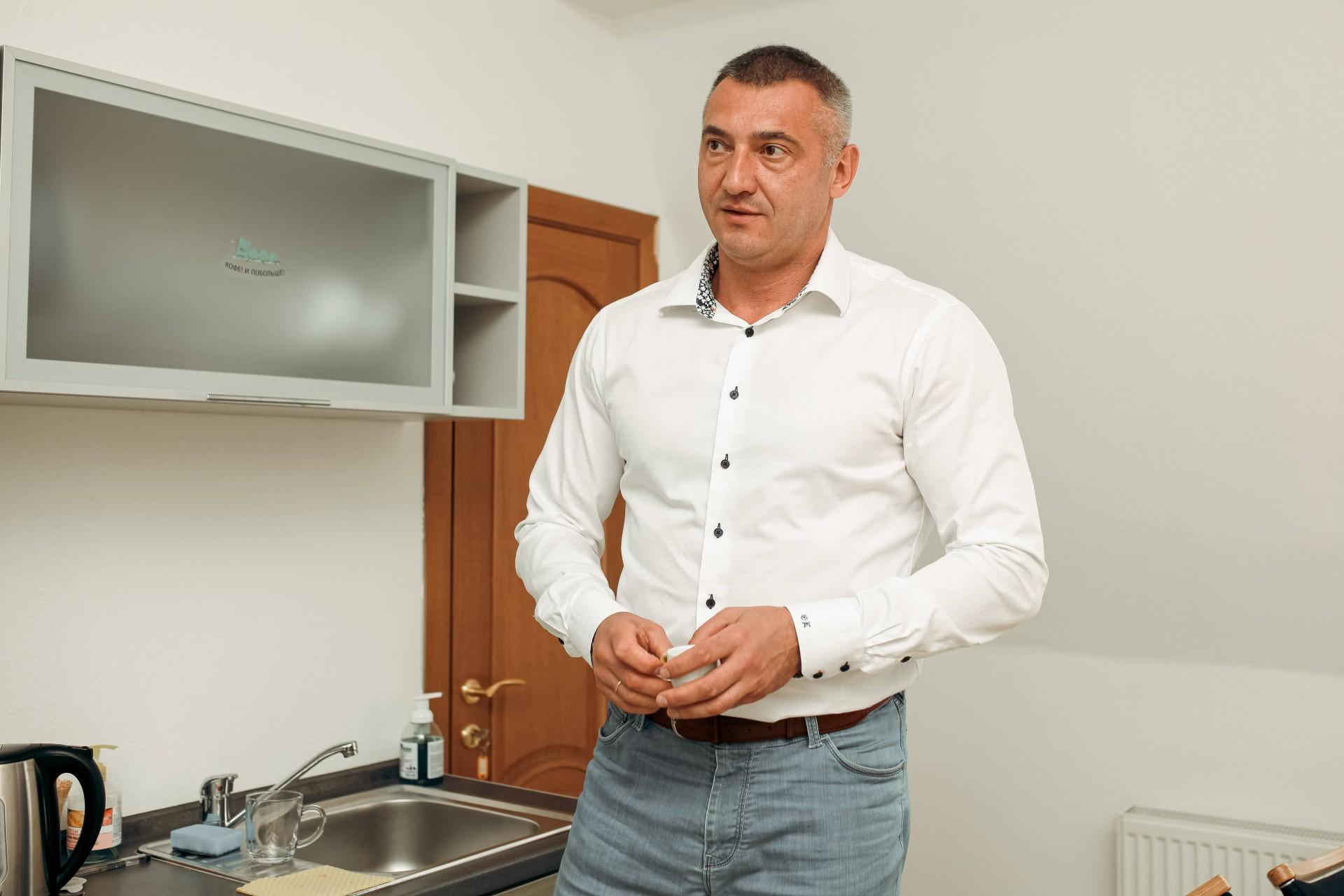 Олег Левченко, директор ARIA COMMODITIES UKRAINE, голова Black Sea Trading