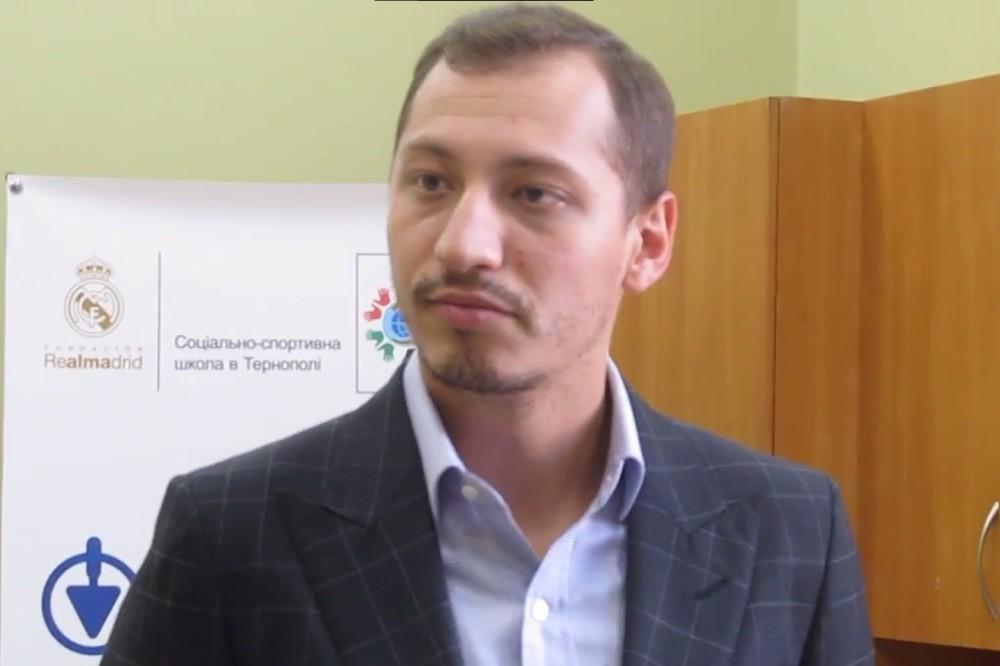 Тарас Герега, основатель «Эпицентр футбола», сооснователь «Клубный дом Диамант»